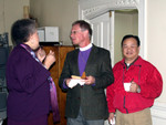 Bishop Marc and Event Members