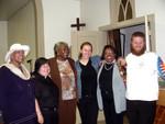 Anita George & Anti-Racism Commision