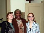 Anita George & Members of God Squad